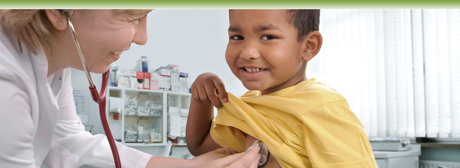 HispanicChild Checkup